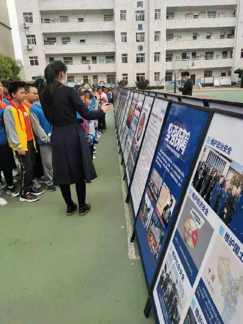 """武汉革命博物馆举办""""国家安全教育展""""""""中共五大图片展""""巡回展览"""